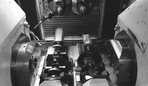 Crankshaft machines