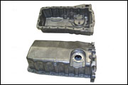 UNIOR Powertrain - oil sump