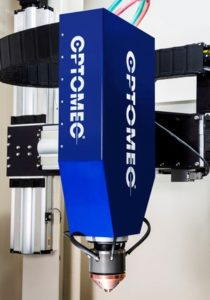 OPTOMEC LDH 3.X laser deposition head