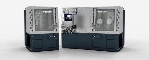 OPTOMEC CS250 and HC-TBR 3D Metal