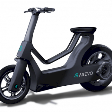 AREVO scooter