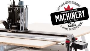 Yeti Tool Canadian Woodworking 2020