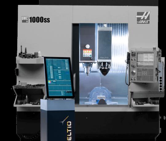Hero Meltio Engine CNC Integration