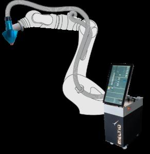 Meltio - Engine et robot