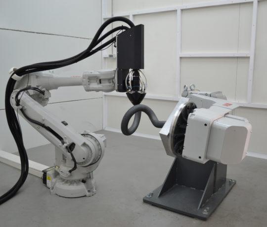 MELTIO Engine Robot