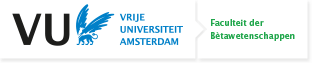 VRIJE UNIVERSITEIT AMSTERDAM EARTH SCIENCE DEPARTMENT
