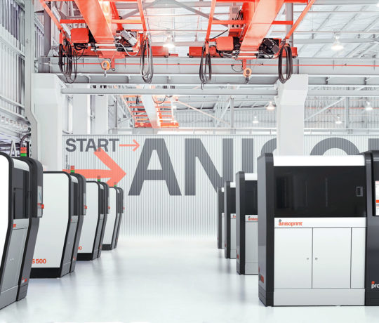 Anisoprint - PROM IS 500