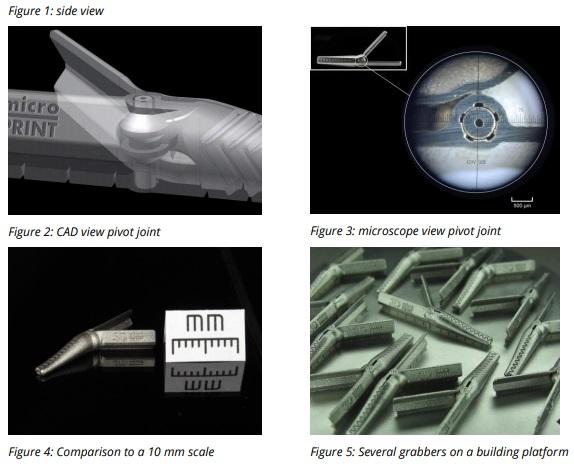 3D Micro Print Case Study Grabber