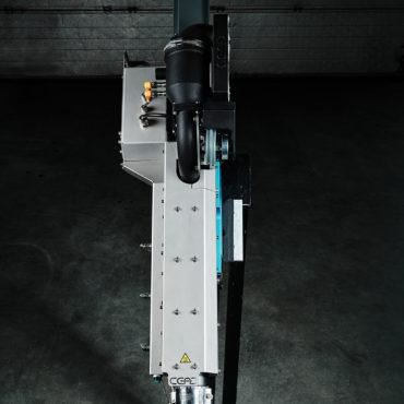 CEAD robot extruder