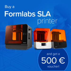 formlabs SLA Upgrade Program