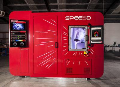 SPEE3D - LightSPEE3D front
