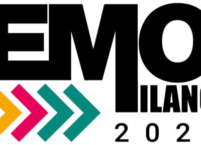 Logo EMO Milan 2021