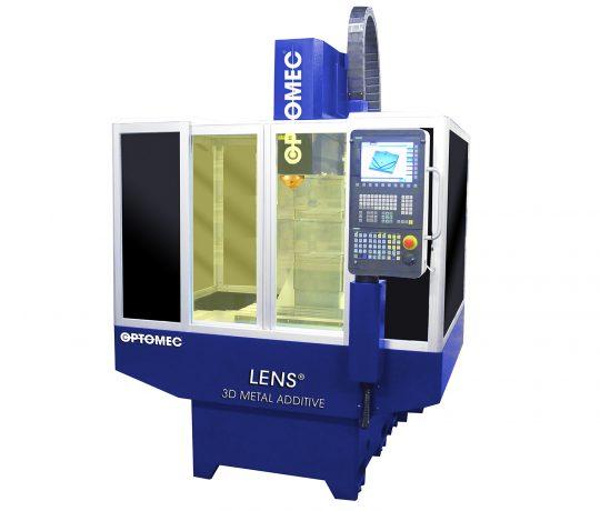 OPTOMEC LENS Machine Tool Series