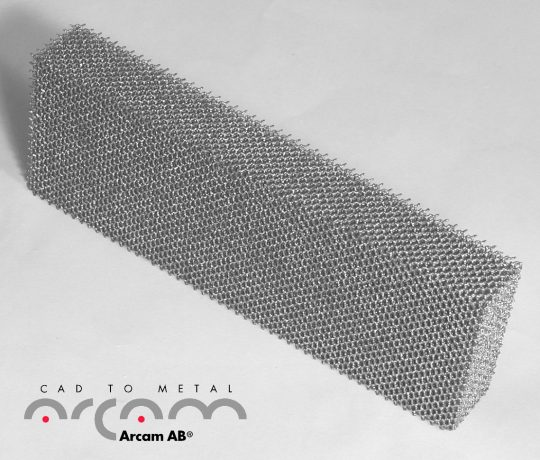 arcam_-_lattice_block